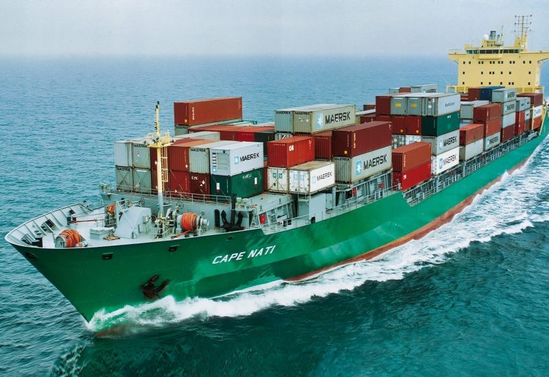 Wenchong 1700 - Geared Cellular Containership